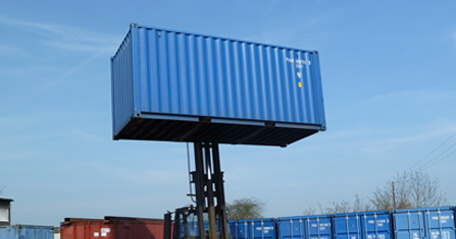 Containerised Sales